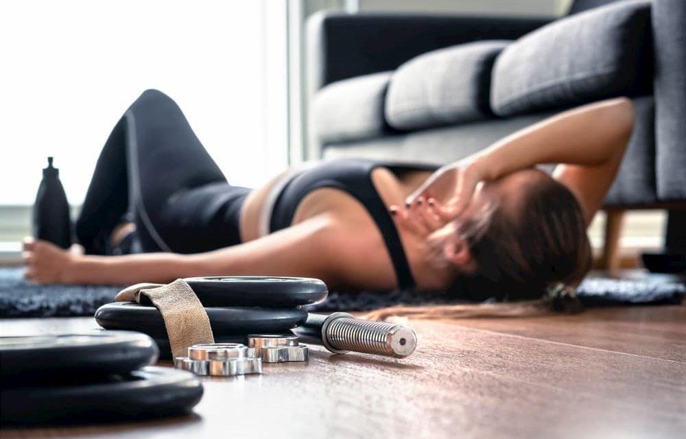 Sur entrainement, le burnout des sportifs.