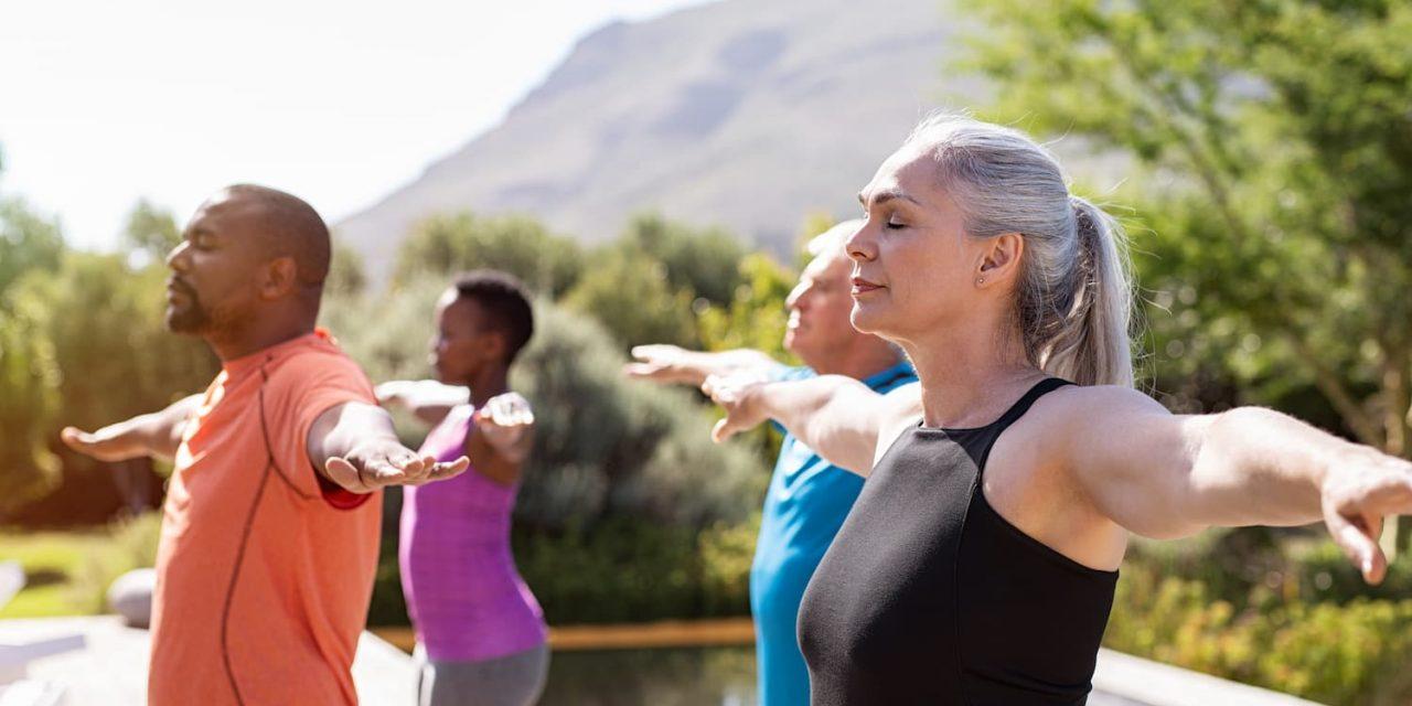 L'activité physique dans les résidences médicalisées d'Île-de-France